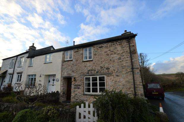 3 Bedrooms End Of Terrace House for sale in Higher Dean, Buckfastleigh, Devon