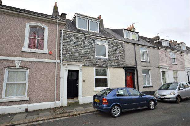 2 Bedrooms Terraced House for sale in Providence Place, Plymouth, Devon