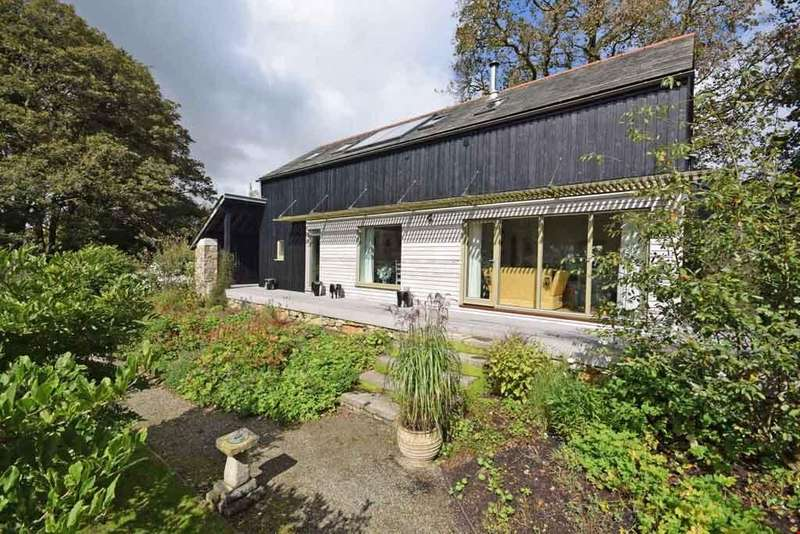 3 Bedrooms Detached House for sale in Warleggan, Nr. Bodmin Moor, Cornwall, PL30