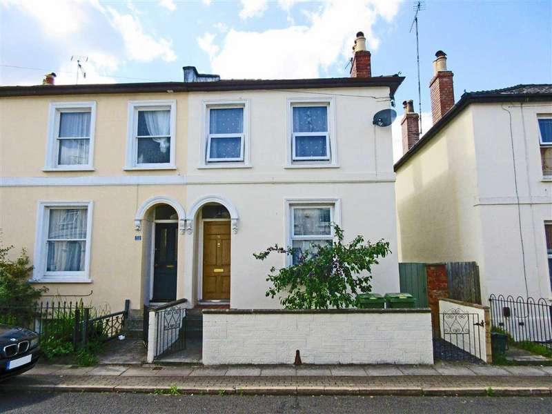 4 Bedrooms Semi Detached House for sale in Marle Hill Parade, Cheltenham, GL50