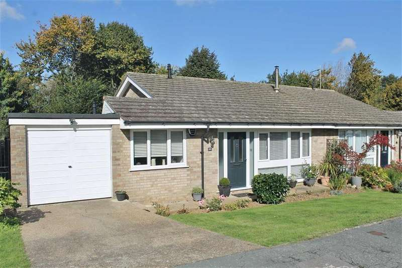 3 Bedrooms Semi Detached Bungalow for sale in Silverbirch Avenue, Culverstone