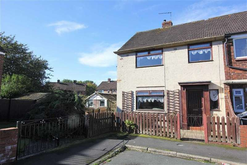 3 Bedrooms End Of Terrace House for sale in Sowerby Crescent, Middlesbrough