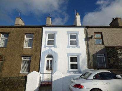 3 Bedrooms Terraced House for sale in Porthyfelin, Holyhead, Sir Ynys Mon, LL65