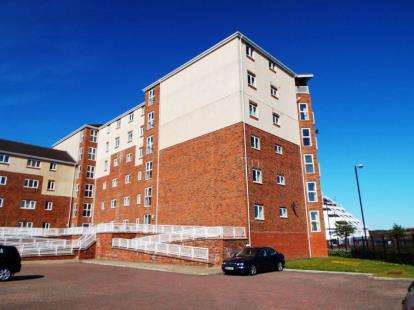 1 Bedroom Flat for sale in Commissioners Wharf, North Shields, Tyne and Wear, NE29