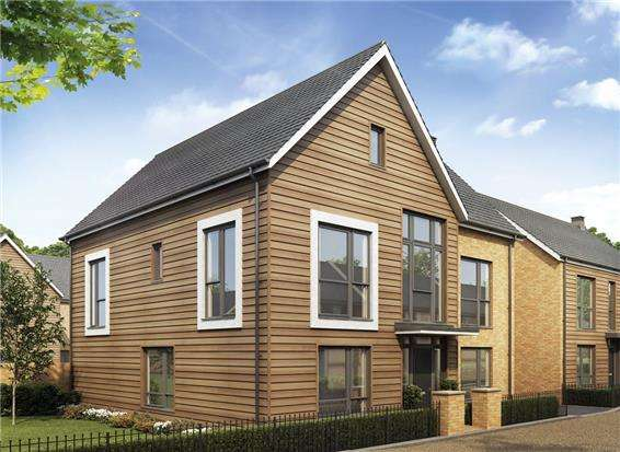 5 Bedrooms Detached House for sale in The Olive, Locking Parklands, Weston-Super-Mare, BS24 7AA