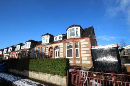 4 Bedrooms Semi Detached House for sale in Maryland Gardens, Glasgow, Lanarkshire