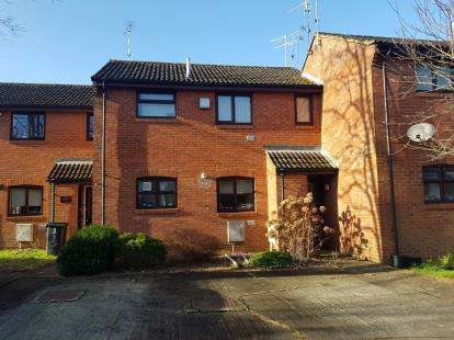 1 Bedroom Maisonette Flat for sale in Willowherb Close, Haydon Wick, Swindon, Wiltshire