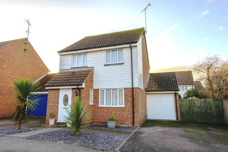 3 Bedrooms Detached House for sale in Village Setting, Great Wakering
