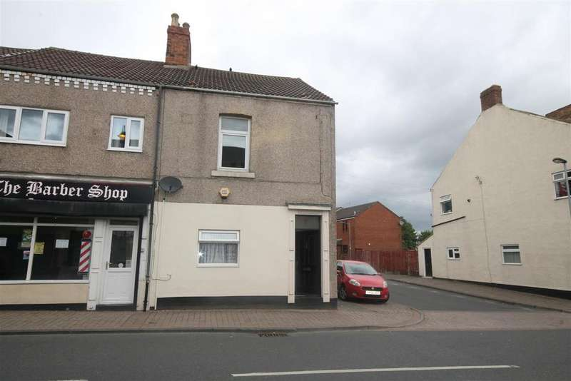 3 Bedrooms End Of Terrace House for sale in High Street, West Cornforth, West Cornforth
