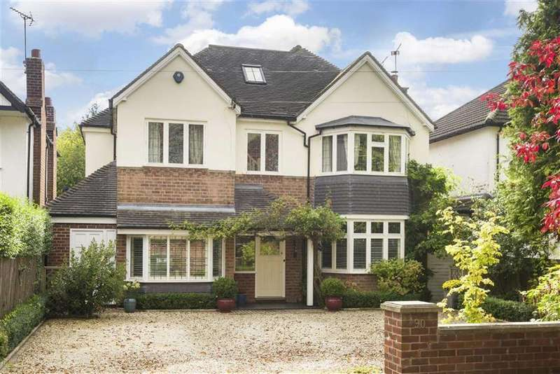 7 Bedrooms Detached House for sale in Northumberland Road, Leamington Spa, CV32