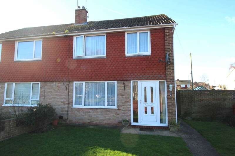 3 Bedrooms Semi Detached House for sale in Masefield Road, Maldon