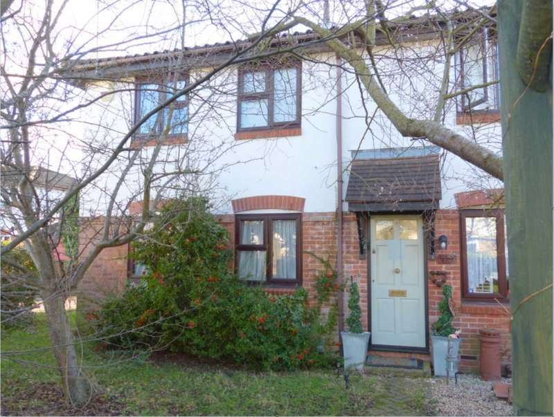 2 Bedrooms End Of Terrace House for sale in Siskin Close, Borehamwood