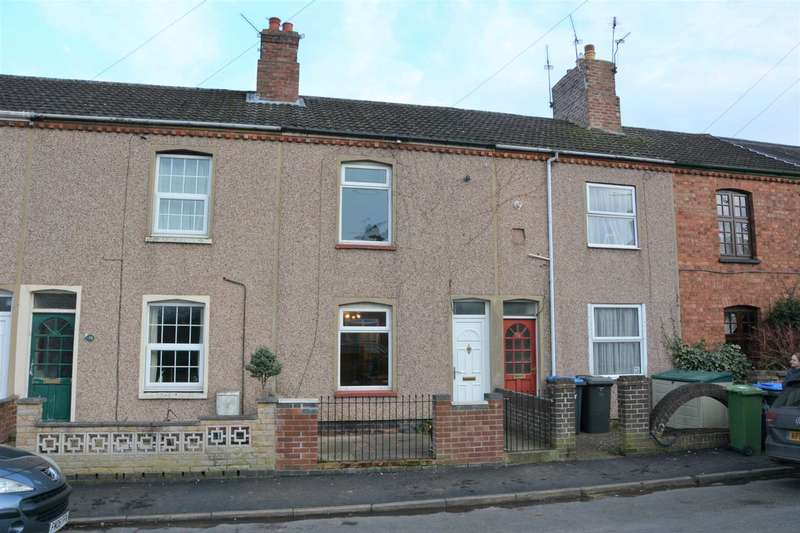 2 Bedrooms Terraced House for sale in Main Street, Long Lawford