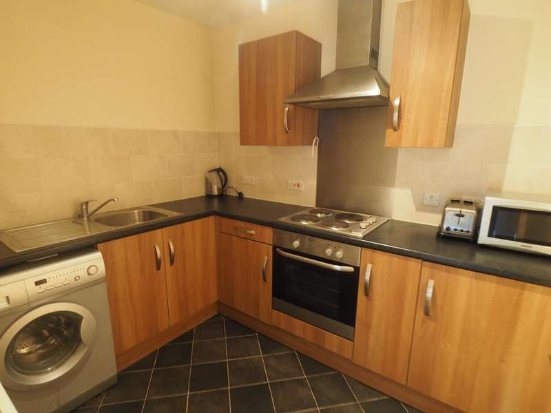 2 Bedrooms Apartment Flat for sale in Old Harbour Court, Wincolmlee, Hull, HU2 8HZ
