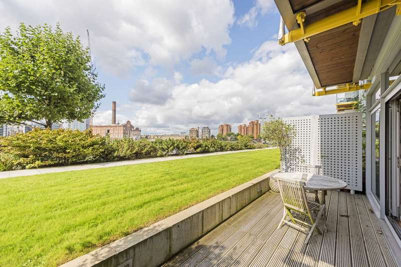 1 Bedroom Apartment Flat for sale in The Montevetro Building, 100 Battersea Church Road