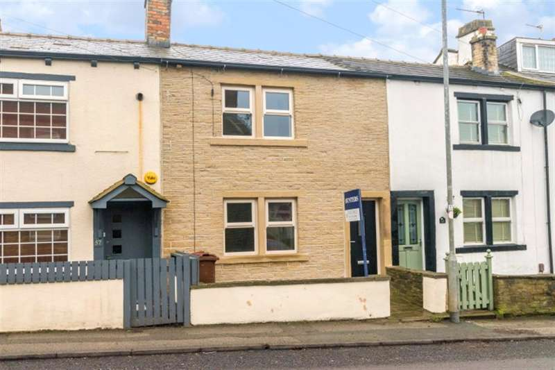 2 Bedrooms Terraced House for sale in Greenside, Pudsey, LS28