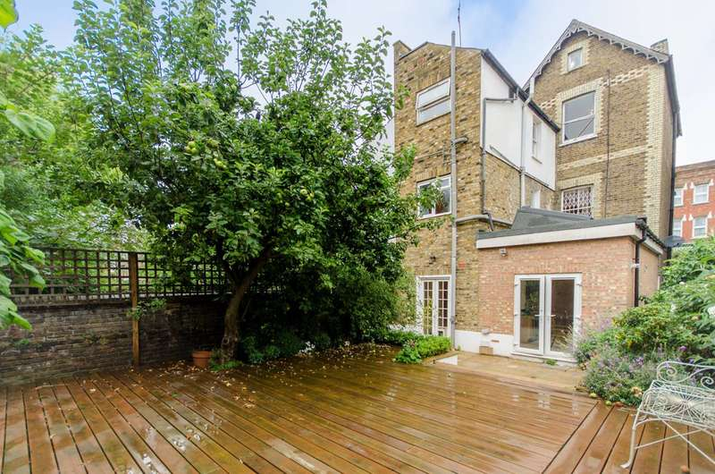5 Bedrooms House for sale in Mill Lane, West Hampstead, NW6