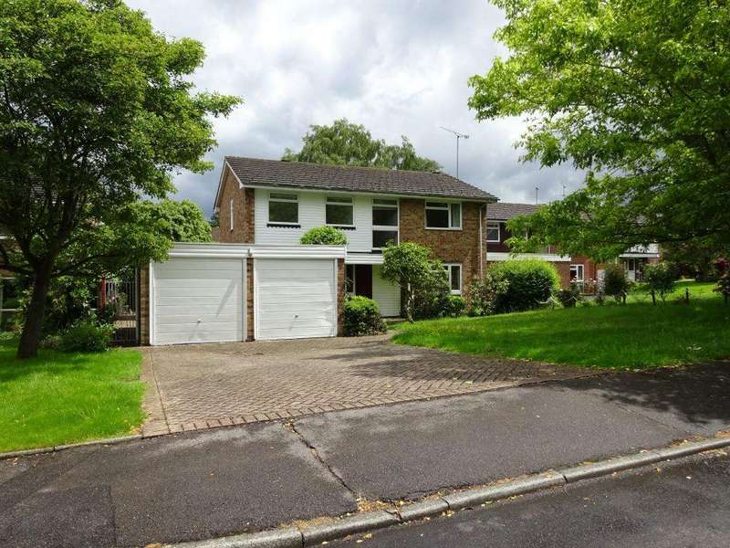 4 Bedrooms Detached House for rent in Chipstead, nr Sevenoaks