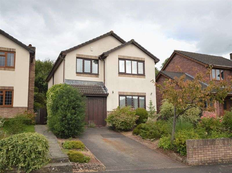 4 Bedrooms Property for sale in Plas Derwen View, Abergavenny