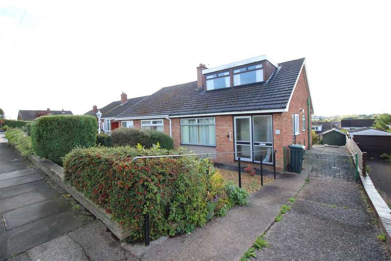 3 Bedrooms Bungalow for sale in Sisley Avenue, Stapleford