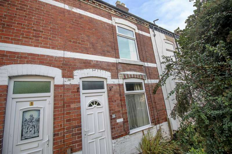 2 Bedrooms Terraced House for sale in Trafalgar Square, Long Eaton
