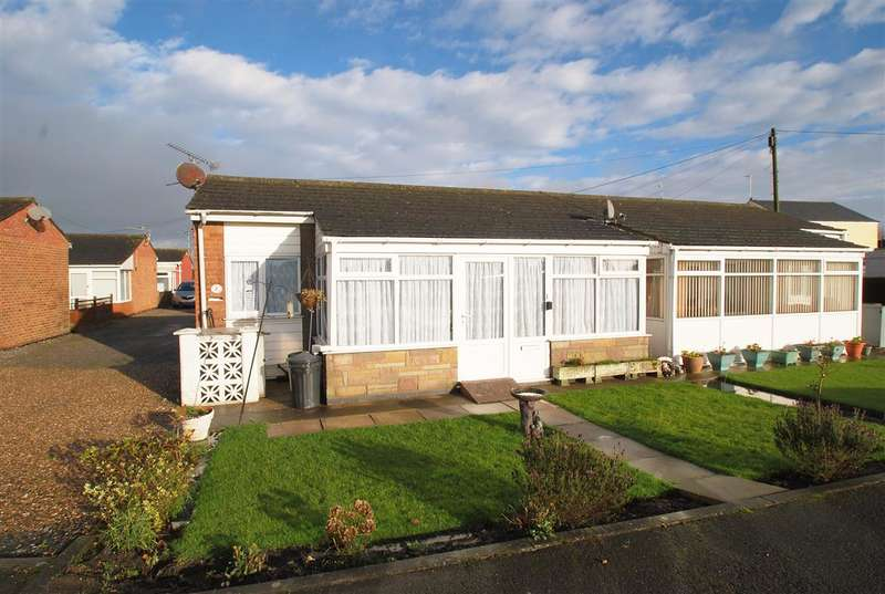 1 Bedroom Bungalow for sale in Baythorpe, Burgh Road, Skegness