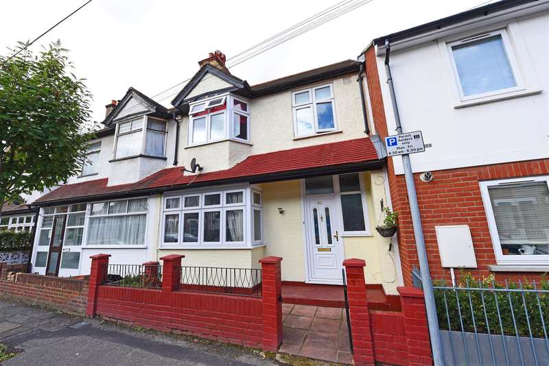 3 Bedrooms End Of Terrace House for sale in Grove Road, Wimbledon