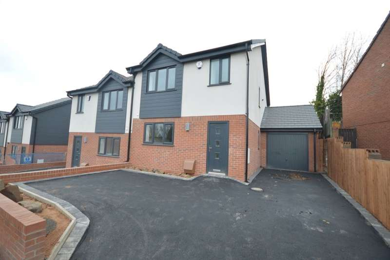 3 Bedrooms Semi Detached House for sale in Doulton Road, Rowley Regis, B65