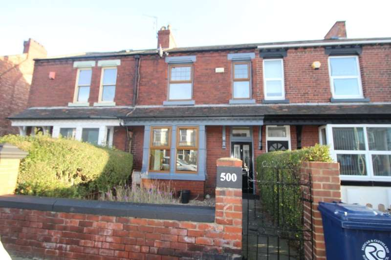 3 Bedrooms Property for sale in Normanby Road, Middlesbrough, TS6