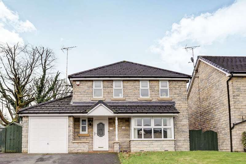 4 Bedrooms Detached House for rent in Brooklands Drive, Glossop, SK13
