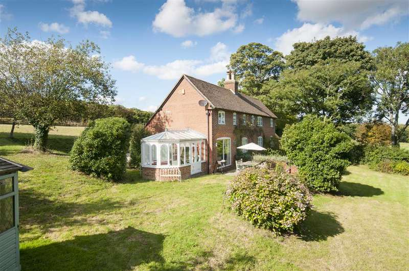 4 Bedrooms Detached House for rent in Capel Farm Cottage, Capel Lane, Canterbury