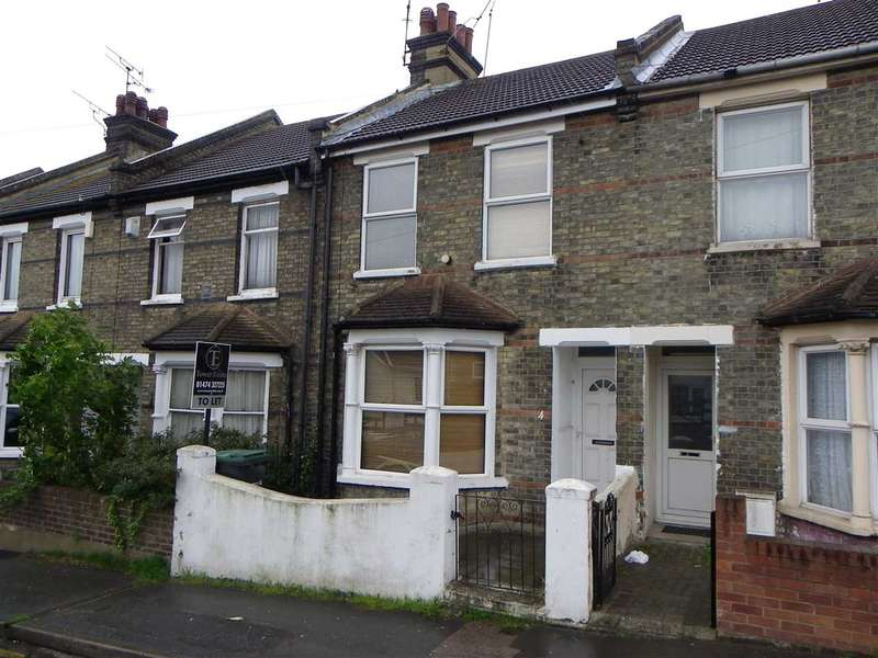 3 Bedrooms Terraced House for rent in Russell Road, Gravesend