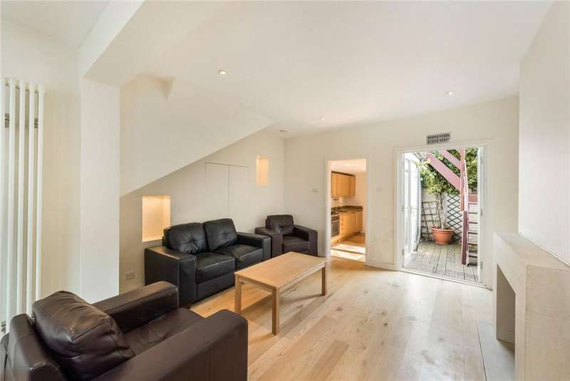 3 Bedrooms Terraced House for sale in Horder Road, London, SW6