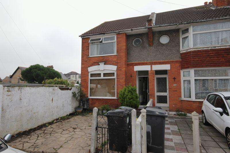 3 Bedrooms End Of Terrace House for sale in Victoria Road, Springbourne, Bournemouth