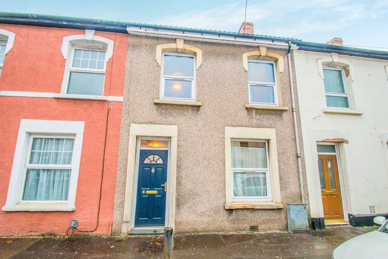 3 Bedrooms Terraced House for sale in Planet Street, Cardiff