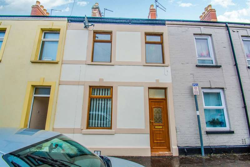 3 Bedrooms Terraced House for sale in Orbit Street, Cardiff