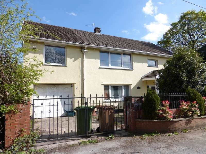 3 Bedrooms Detached House for sale in South Pandy Road, Caerphilly