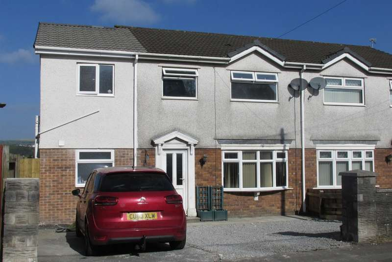 4 Bedrooms Semi Detached House for sale in Alltiago Road, Pontarddulais, Swansea
