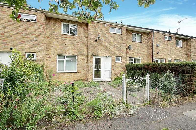 3 Bedrooms Terraced House for sale in Walker Court, Cambridge, CB4