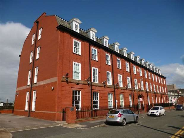2 Bedrooms Flat for sale in Arden Building, 2 Thompson Street, Stockport, Cheshire