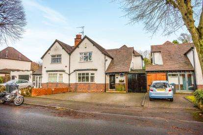 3 Bedrooms Semi Detached House for sale in Priory Road, Kings Heath, Birmingham, West Midlands