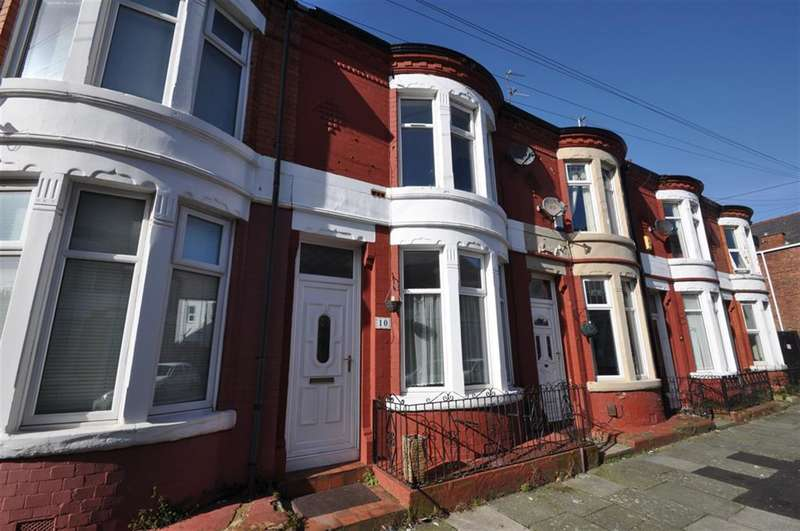 2 Bedrooms Terraced House for sale in Northbrook Road, Wallasey, CH44 9AR
