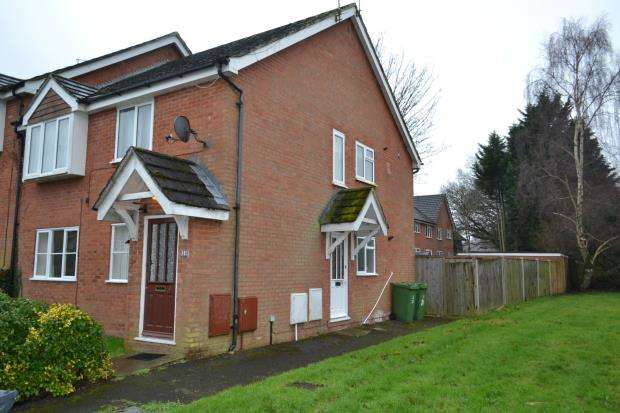 2 Bedrooms Maisonette Flat for sale in Frimley, Camberley, Surrey