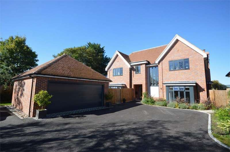 5 Bedrooms Detached House for sale in Little Hadham Road, Much Hadham