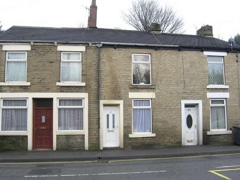 2 Bedrooms Terraced House for sale in High Street West, Glossop, Glossop
