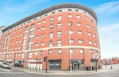 2 Bedrooms Flat for rent in Marsden Road, Bolton, Lancashire, BL1 2JX