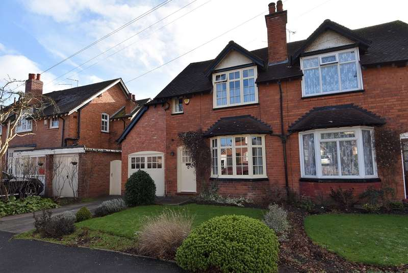 3 Bedrooms Semi Detached House for sale in Laburnum Road, Bournville, Birmingham, B30