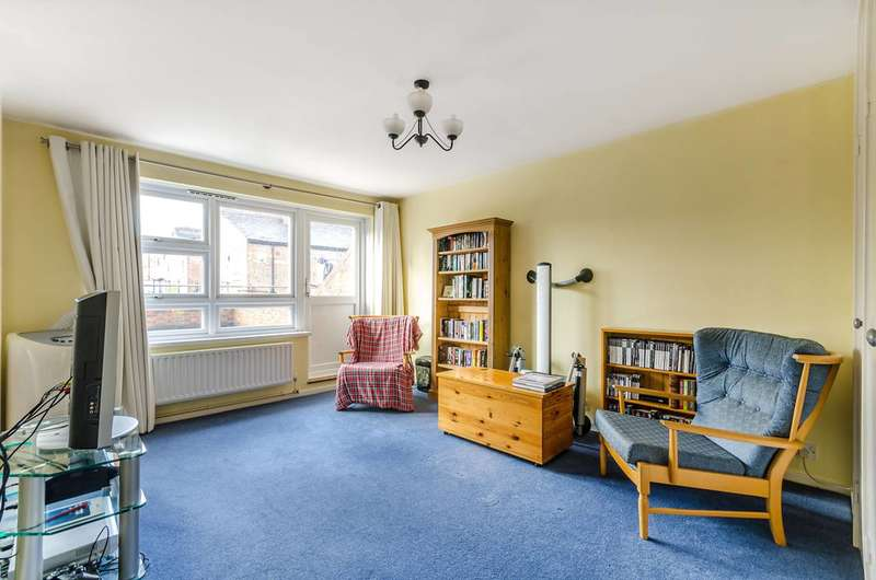 1 Bedroom Maisonette Flat for sale in Ewart Road, Forest Hill, SE23