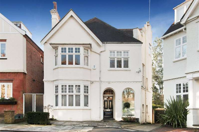6 Bedrooms House for sale in Clorane Gardens, Hampstead, London NW3