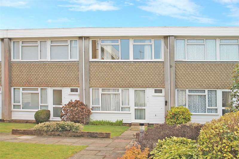 2 Bedrooms Terraced House for sale in Fittleworth Gardens, Rustington, West Sussex, BN16